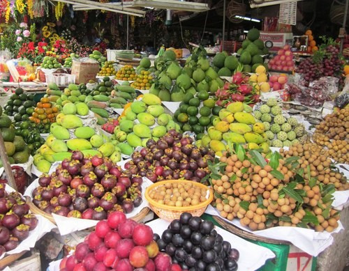 Ethephon chất thúc chín quen thuộc đối với trái cây